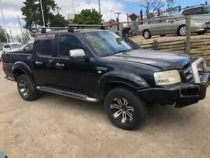 WRECKING 2009 FORD RANGER PK XLT DUAL CAB 3.0L DIESEL MANUAL 4X4 North St Marys Penrith Area Preview