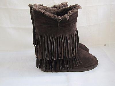 New! Womens Firefly Lokni Boots Style FO3MF14955HH Size 7 Chocolate  40B