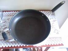 BACCARAT INDUCTION 30 cm STAINLESS STEEL  FRYING PAN.Extra heavy Caboolture Caboolture Area Preview