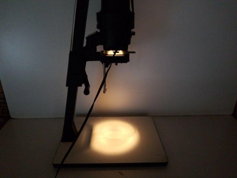 Omega Enlarger with C700 Lamphouse w/Lens Holder, No Bulb