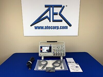 Tektronix Dpo2024b 200mhz 4 Channel 1gss Mixed Signal Oscilloscope