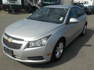 2012 Chevrolet Cruze 1LT Turbo