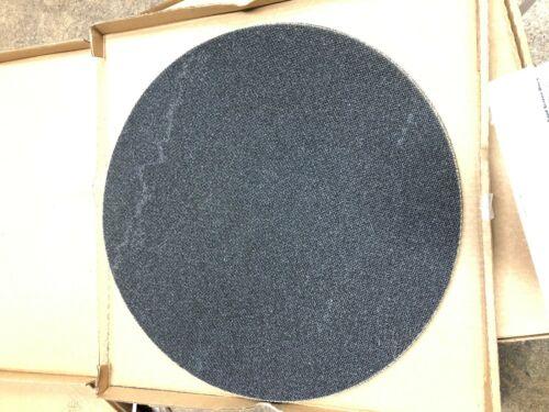 "(10) 17"" Sand Screen Discs 80 Grit 508017 101038 scrub wood floor surface buff"