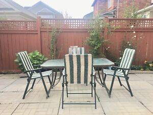 Outdoor Dinning Patio Set