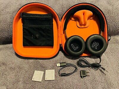 Bang & Olufsen BEOPLAY H9 (1st Gen) Headphones with case **Excellent Condition**