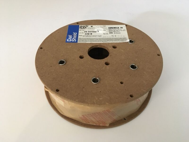 E71T-1 .035 in x 25 lb. DUAL SHIELD - COREWELD 70, Flux Cored. By Alloy Rods
