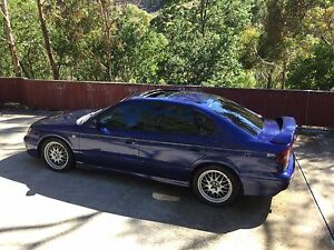 Subaru Liberty B4 Twin Turbo (Rare Vehicle) Will Dismantle /Wreck West Moonah Glenorchy Area Preview