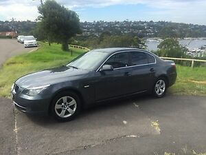 2009 BMW 520d Ryde Ryde Area Preview