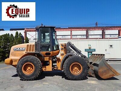 2013 Case 512e Wheel Loader Skid Steer 4x4 Diesel Low Hours