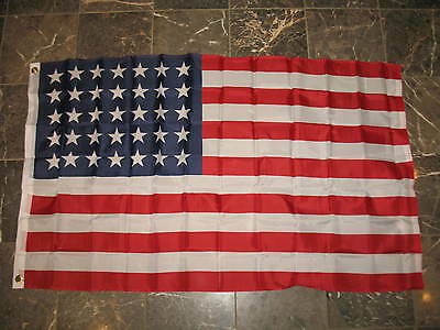 Wholesale Lot 20 3x5 USA United States 35 Linear Stars Flag 3'x5' Banner