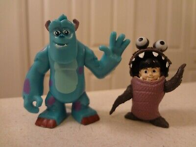 Disney Monsters Inc Boo Costume (Disney Monsters Inc. Sully and Boo (In costume))