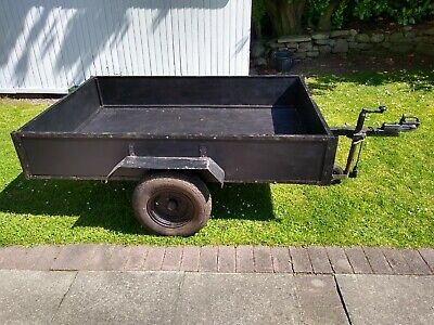 Used car trailer 6x4 in good condition