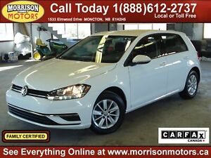 2018 Volkswagen Golf 1.8 TSI with only 30km! Like NEW!