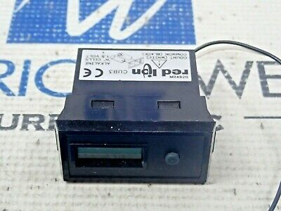 Red Lion Control Cub30000 Digital Counter