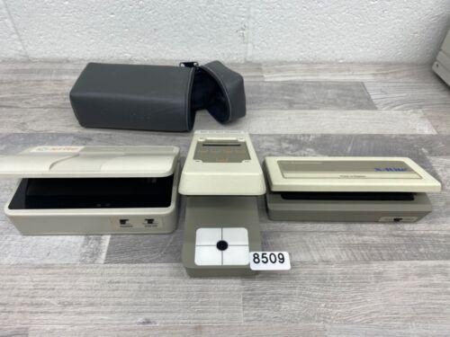 X-rite 334 Sensitometer, 331 Transmission Densitometer, 397 Lot 8509