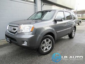 2011 Honda Pilot Touring! MINT! Easy Approvals!