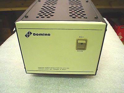 Domino 0791145 Printer Power Reg. 120v 4.17a Output 25-570-02 - 60 Day Warranty