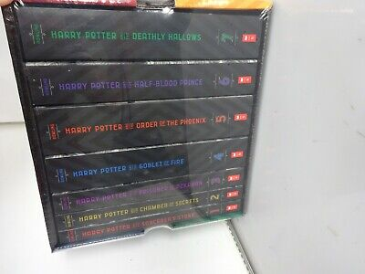 Harry Potter: Harry Potter Books 1-7 The Complete Series