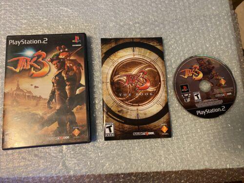 Jak 3 Sony PlayStation 2, 2004 CIB PS2 - $18.99