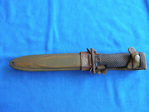 US-Utica-M5-Bayonet-in-M8-BM-Co-Scabbard