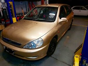2001 Kia Rio Hatchback Brisbane City Brisbane North West Preview