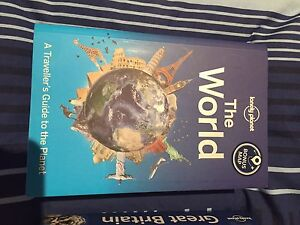 Lonely planet the world Maylands Bayswater Area Preview