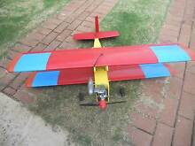 RADIO CONTROL  BIPLANE COMPLETE Port Willunga Morphett Vale Area Preview
