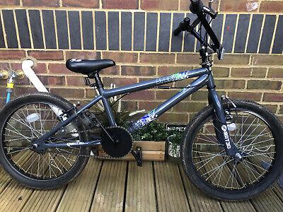 Kids BMX bike used age 6-8
