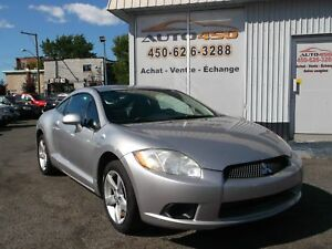 MITSUBISHI ECLIPSE GS 2009 ***AUTOMATIQUE***