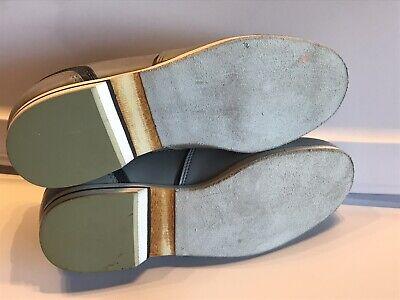 Vintage Sliders Endicott Johnson Bowling Shoes Sz 8 - NOS
