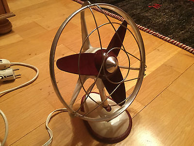 Seltener Ventilator aus den 50er Jahren VENTI