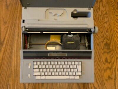 Smith Corona Model 5f Sd780 Word Processing Typewriter Spell-right Dictionary