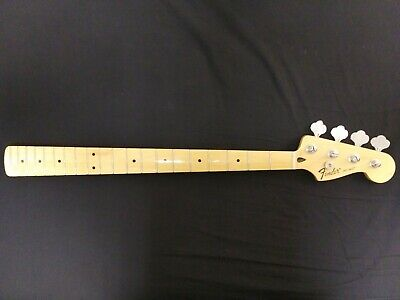Fender MIM Jazz Bass Neck (Loaded)