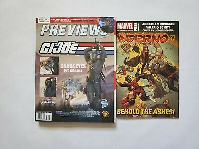 Previews 394 July 2021 With Marvel Insert