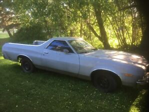 1976 Ford Ranchero for sale