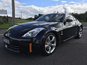 2006 Nissan 350Z Track Edition Z33 Coupe Manual Geelong Geelong City Preview