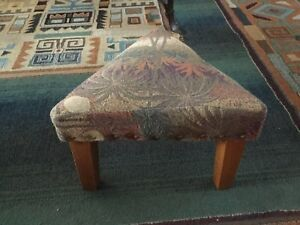 Beautiful accent ottoman for sale