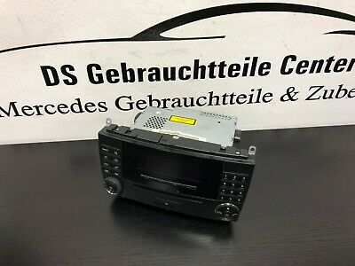 Orig. Mercedes Benz CLK W209 Mopf Radio Audio 20 CD Tel A2098202689 MF2540