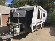 2015 Safari Caravans Legacy 226 Bunk Van  Monbulk Yarra Ranges Preview