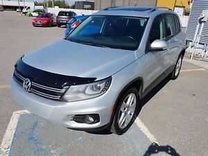 Volkswagen Tiguan 4 portes Highline 4Motion,  automatique