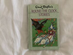 Enid blyton hardcover book round the clock stories Mount Barker Mount Barker Area Preview