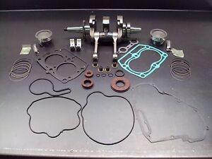 POLARIS RANGER RZR 800 COMPLETE REBUILD KIT ENGINE MOTOR CRANK PISTONS GASKETS S