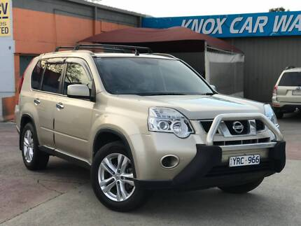 2010 Nissan X-trail SUV wagon Ferntree Gully Knox Area Preview