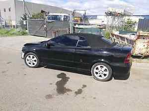 2004 Holden Astra convertible 2.2 l for Parts Roxburgh Park Hume Area Preview