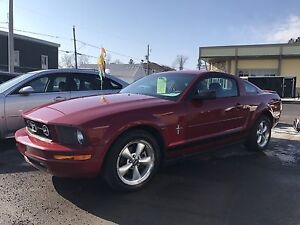 2008 Ford Mustang cuir Coupé (2 portes)
