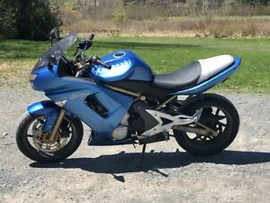 2006 Kawasaki ninja 650r for sale