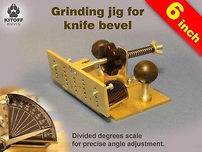Adjustable Bevel Grinding Jig For Belt Grinder Ngle Bevel Jig Knife Sharpener