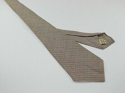 New 1930s Mens Fashion Ties Men's Vintage 1930's 40's Silk NECKTIE Tie BOTANAIRE by BOTANY MILLS INC WOOL $22.98 AT vintagedancer.com