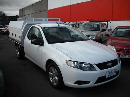 From only $52 p/week on finance* 2010 Ford Falcon FG (LPG) Ute