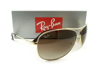 Ray-Ban Sunglasses RB3293 Gold Brown 001/13 New (Ray Ban 3293 Gold)